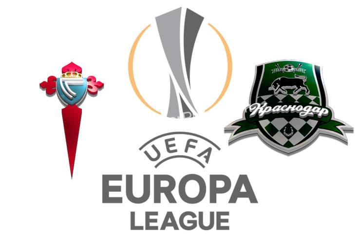 Celta-Vigo-Krasnodar
