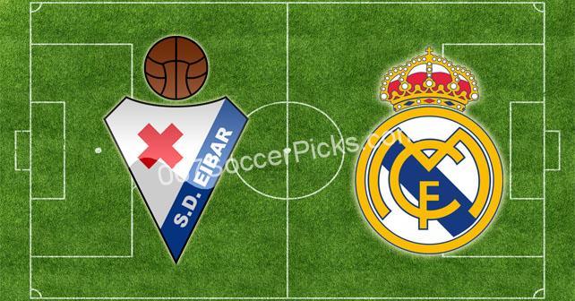 Eibar-Real-Madrid
