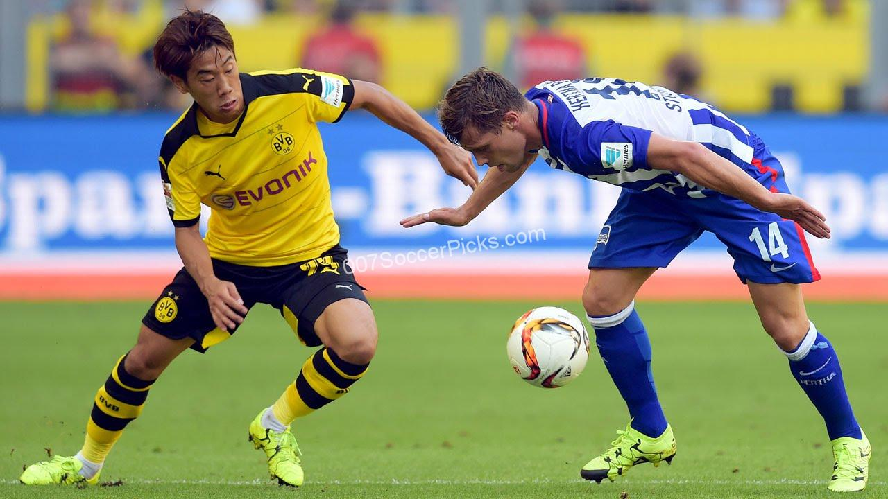Hertha-Berlin-Dortmund