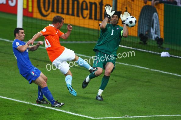 Netherlands-Italy