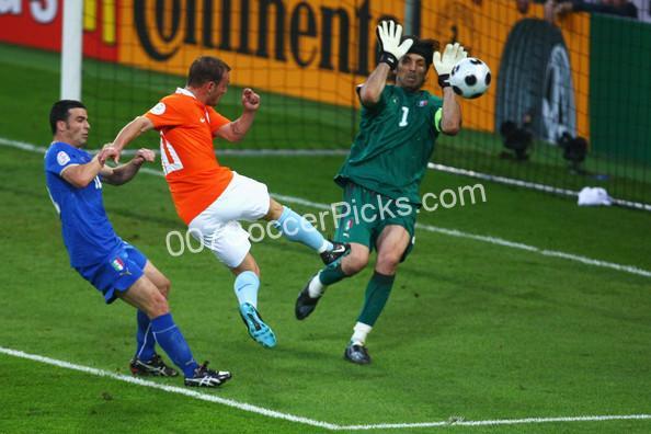 Netherlands-Italy
