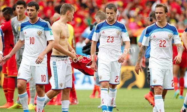 Russia-Belgium