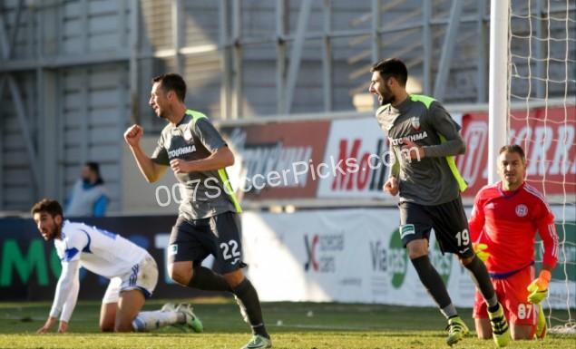 Xanthi-FC-Levadiakos
