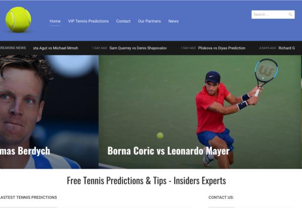 tennis-predictions.net