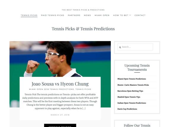 Tennis-Picks.net