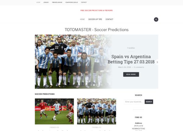 TotoMaster.co
