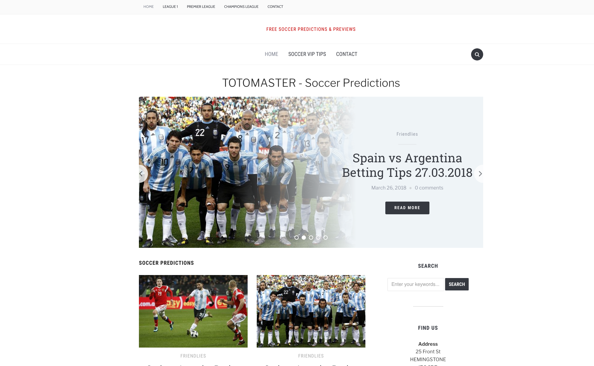TotoMaster co – TOP 100 Betting Websites