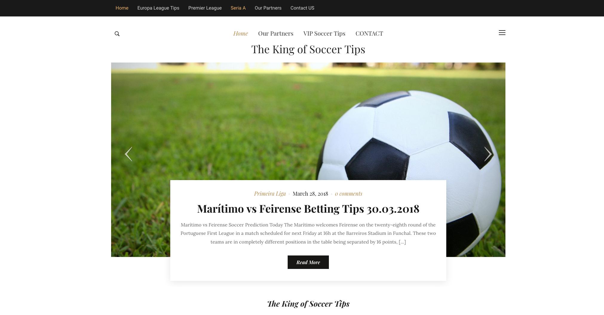 SoccerTipsKing Club – TOP 100 Betting Websites