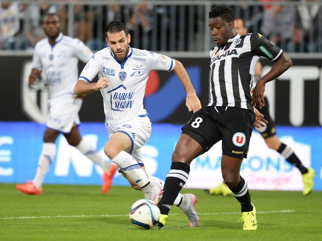 Troyes-Angers