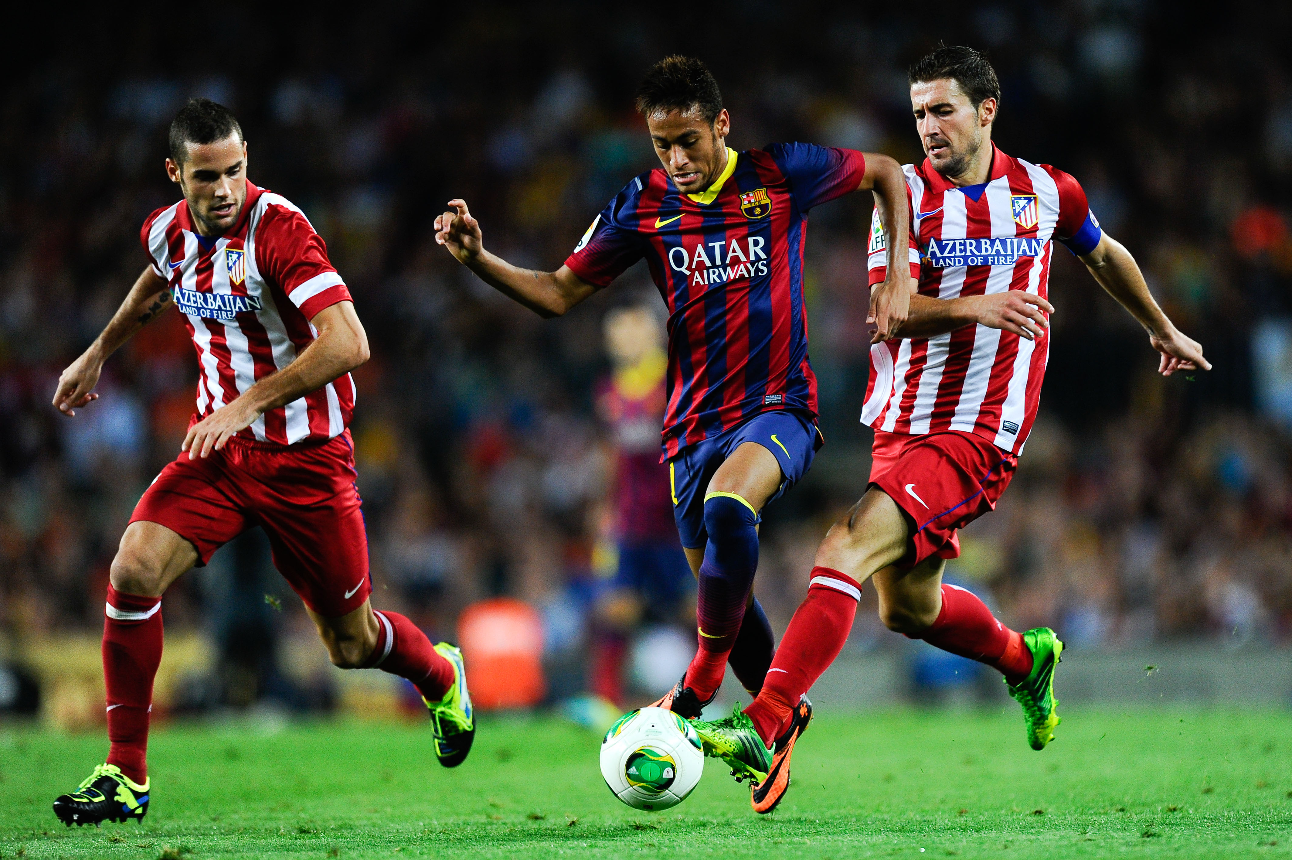 Atl. Madrid – Barcelona Prediction & Preview and Betting Tips (14.10.2017)