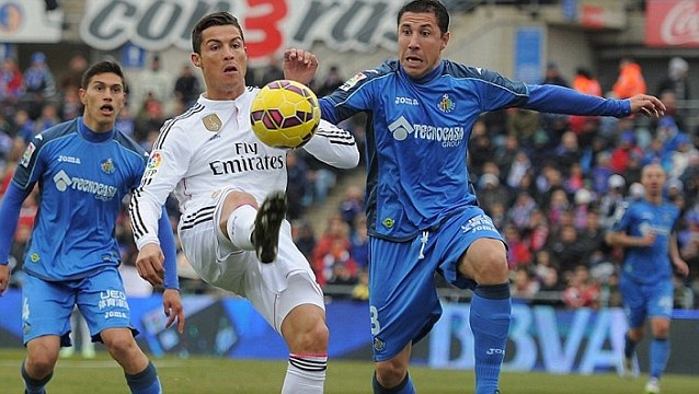 Getafe-Real-Madrid
