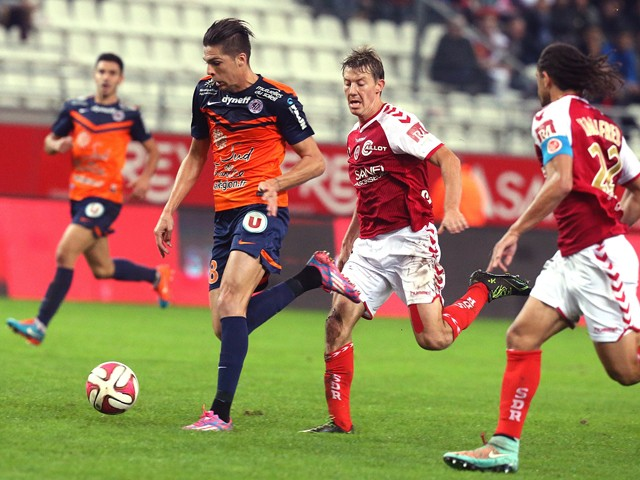 Reims-Montpellier