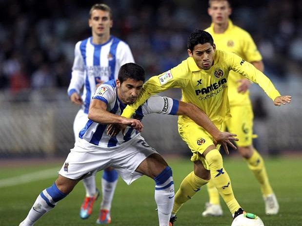 Villarreal-Real-Sociedad
