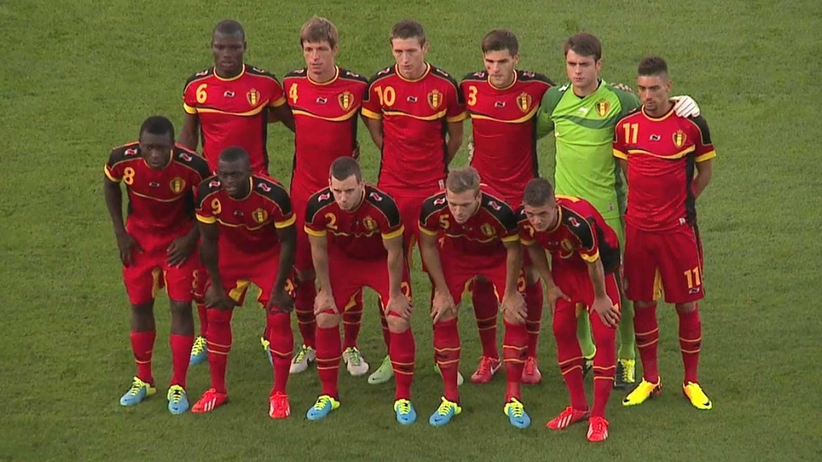 U21 Belgien