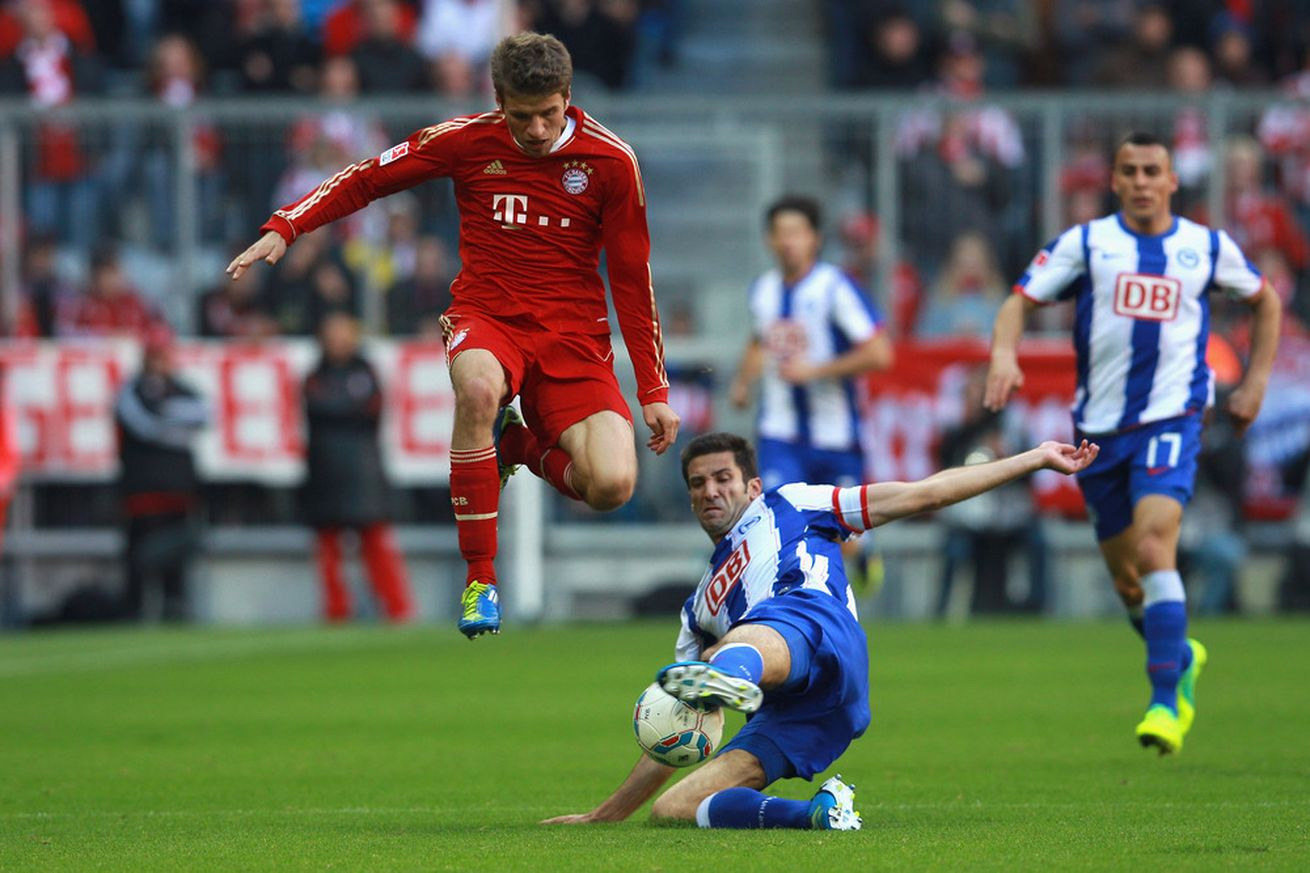 Bayern-Munich-vs.-Hertha-Berlin