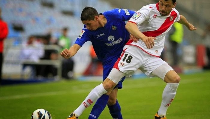 Rayo-Vallecano-Vs-Getafe