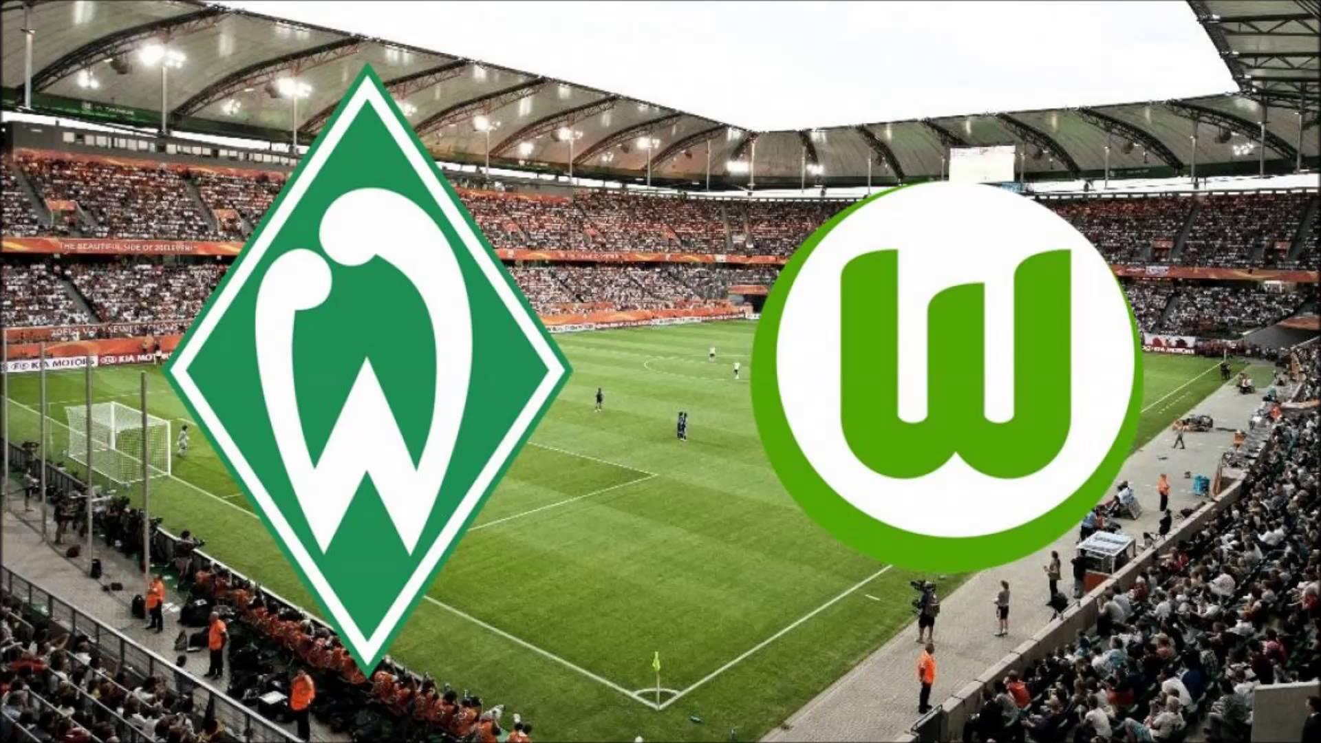 Vfl Wolfsburg Vs Werder Bremen