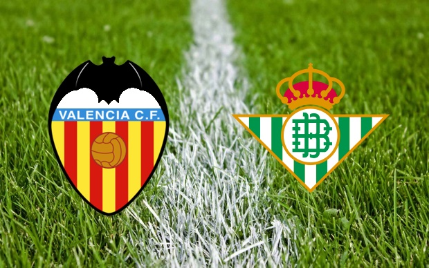 Image result for Valencia vs Real Betis