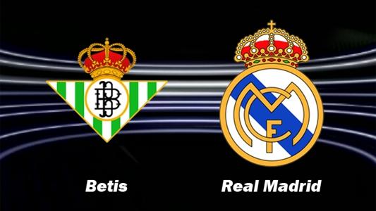 Real Madrid - Bétis