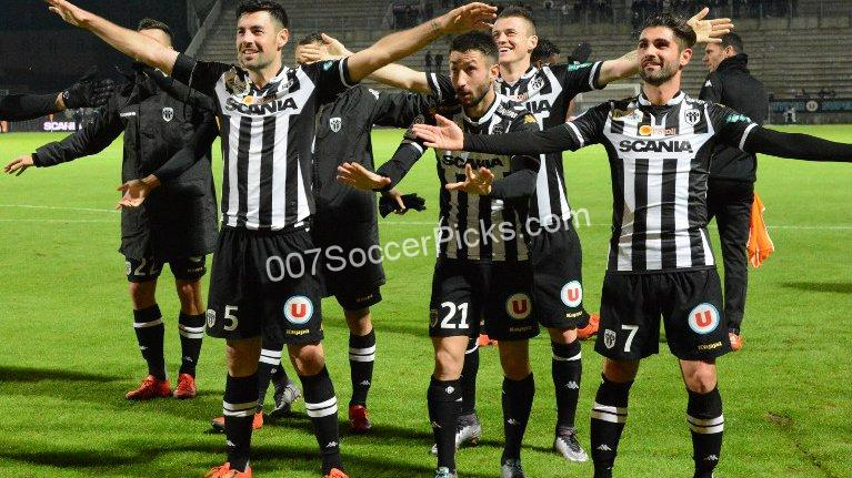 Angers vs Montpellier Prediction