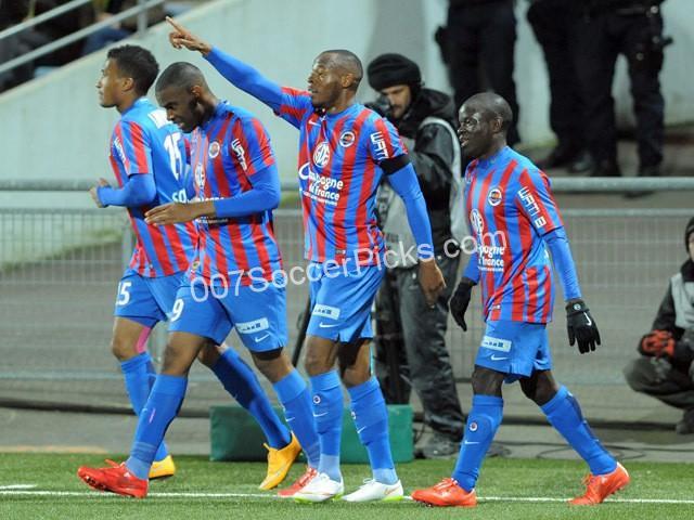 Caen vs Lille Prediction
