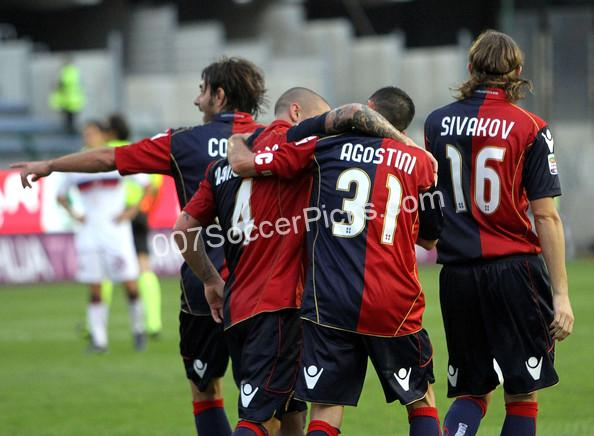Cagliari vs Genoa Prediction
