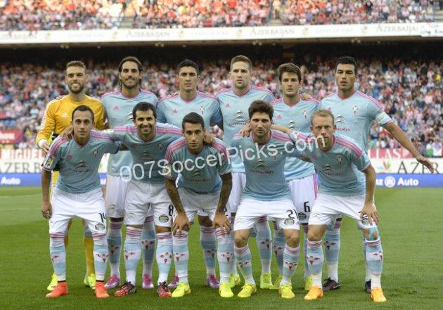Celta Vigo vs Ath Madrid Prediction
