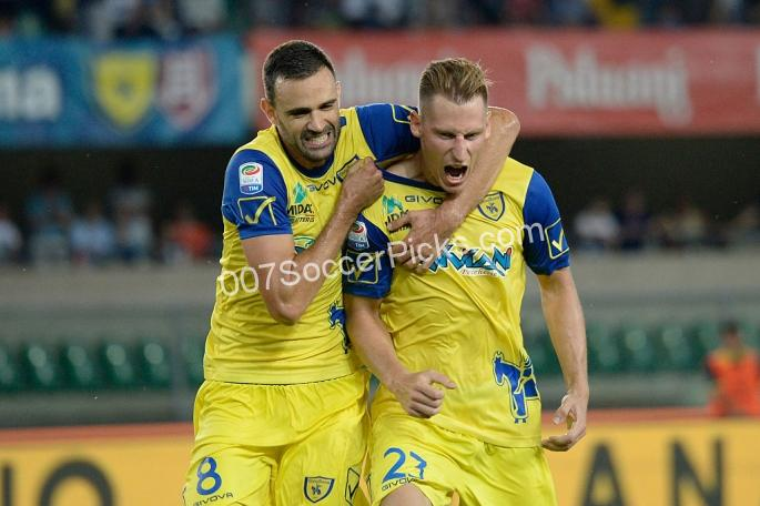 Chievo vs Cagliari Prediction