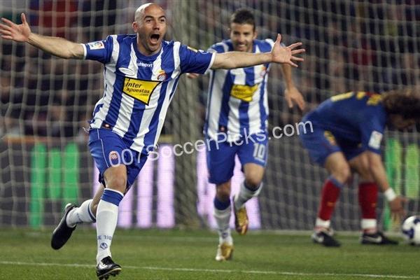 Espanol vs Ath Bilbao Prediction