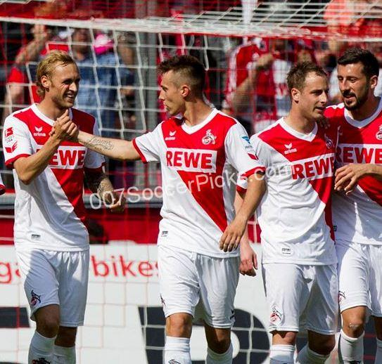 FC Koln vs Hertha Prediction