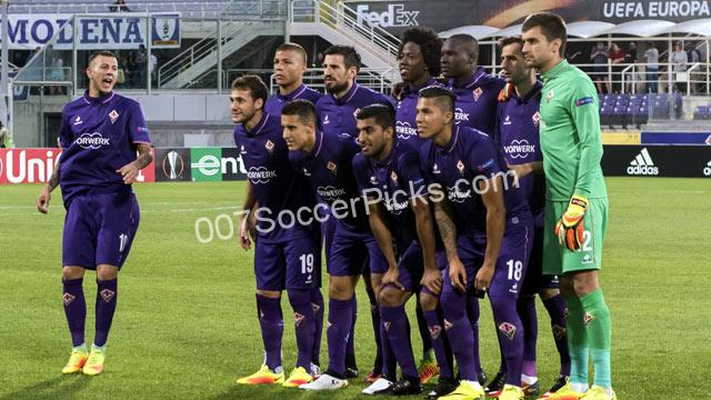 Fiorentina vs Sampdoria Prediction