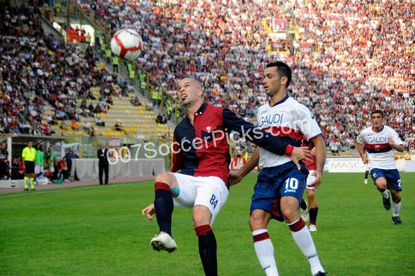 Genoa vs Cagliari Prediction