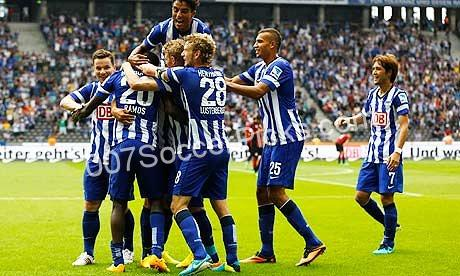 Hertha vs M'gladbach Prediction