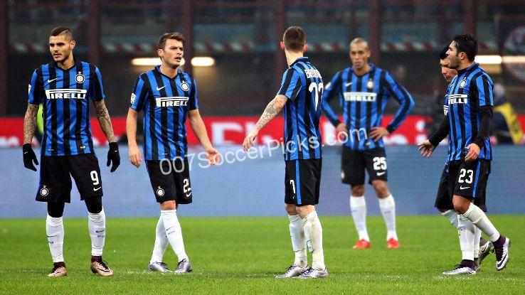 Inter vs Chievo Prediction