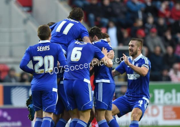Ipswich vs Blackburn Prediction