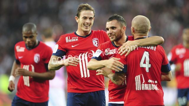 Lille vs St Etienne Prediction