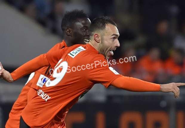 Lorient vs Lens Prediction