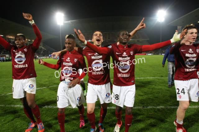 Metz vs St Etienne Prediction