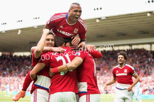 Middlesbrough-English-Premier-League