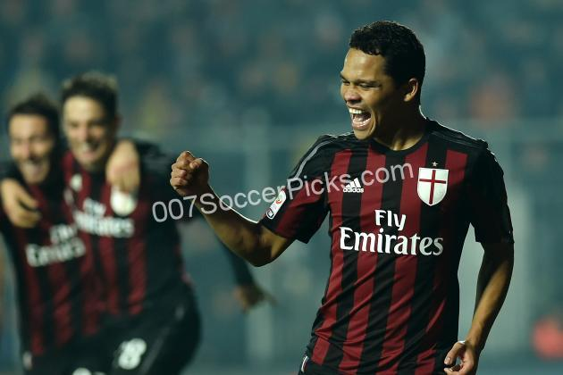 Milan vs Chievo Prediction