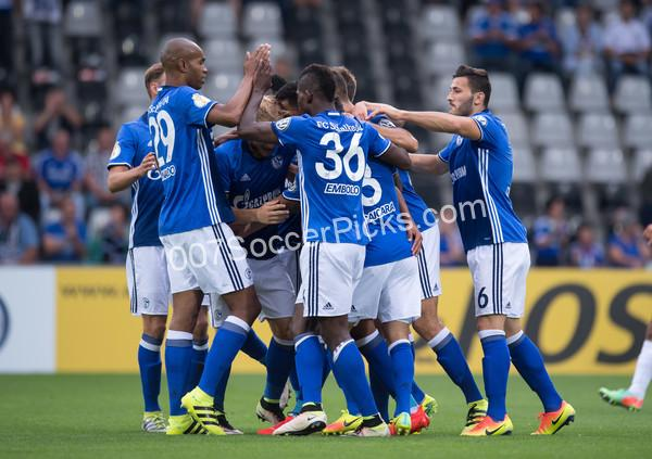 Schalke 04 vs Stuttgart Prediction