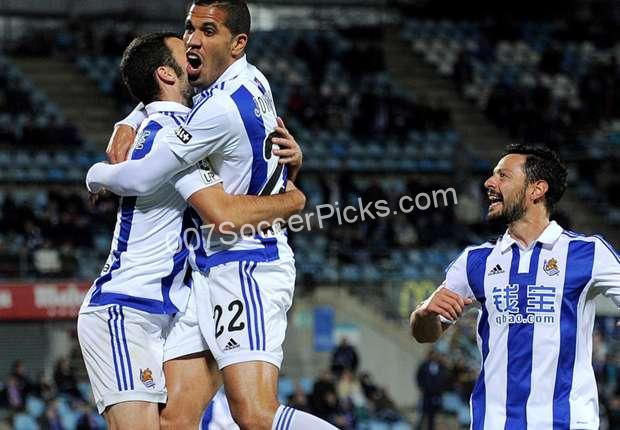 Sociedad vs Ath Madrid Prediction