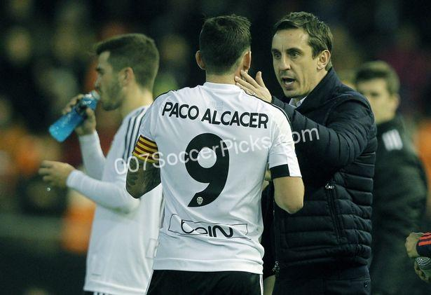 Valencia vs Ath Madrid Prediction
