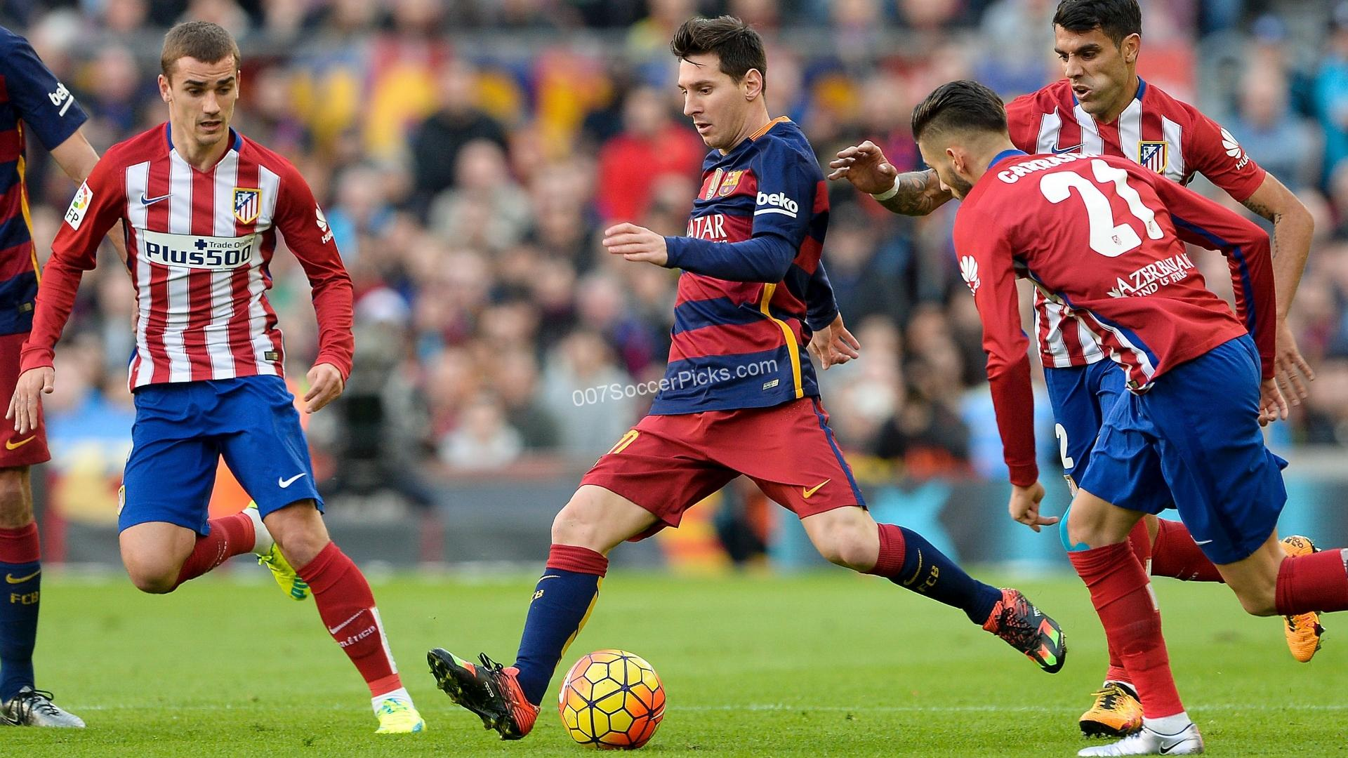 Prediction for Atletico Madrid – Barcelona