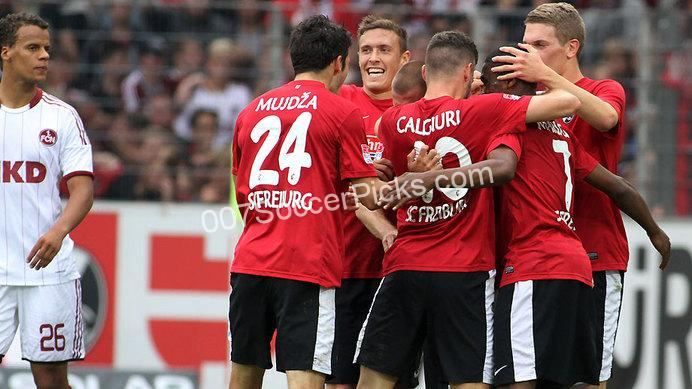Freiburg vs M'gladbach Prediction