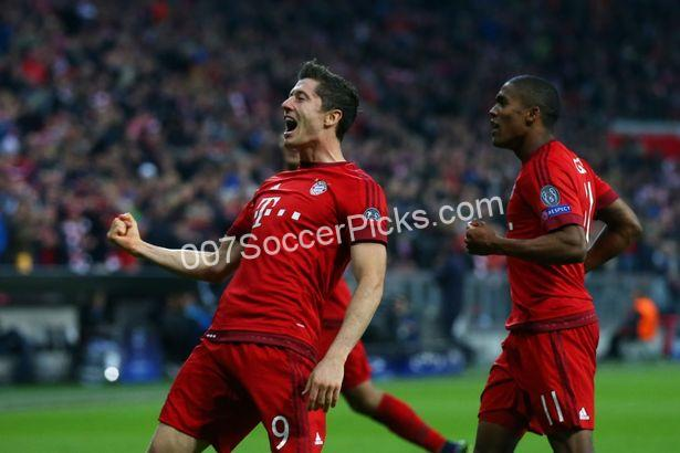 Bayern Munich vs Anderlecht Prediction