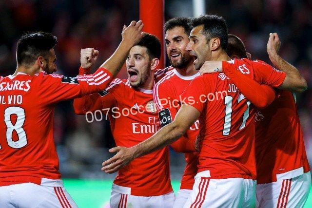 Benfica vs Zenit St Petersburg Prediction