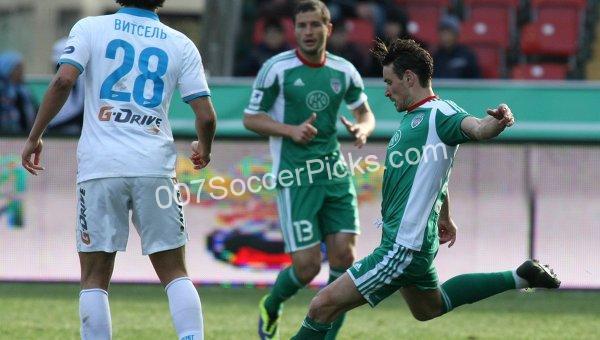 Terek Grozny vs FK Rubin Kazan Prediction