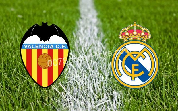 Valencia-Real-Madrid
