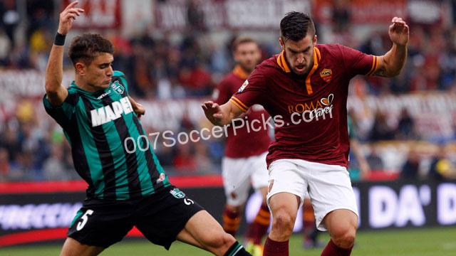 AS-Roma-Sassuolo